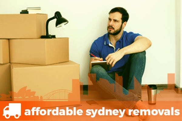 moving home checklist written by a young man sydney removalist