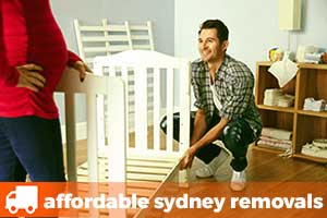Sydney Removalist Hurstville no call out fees map